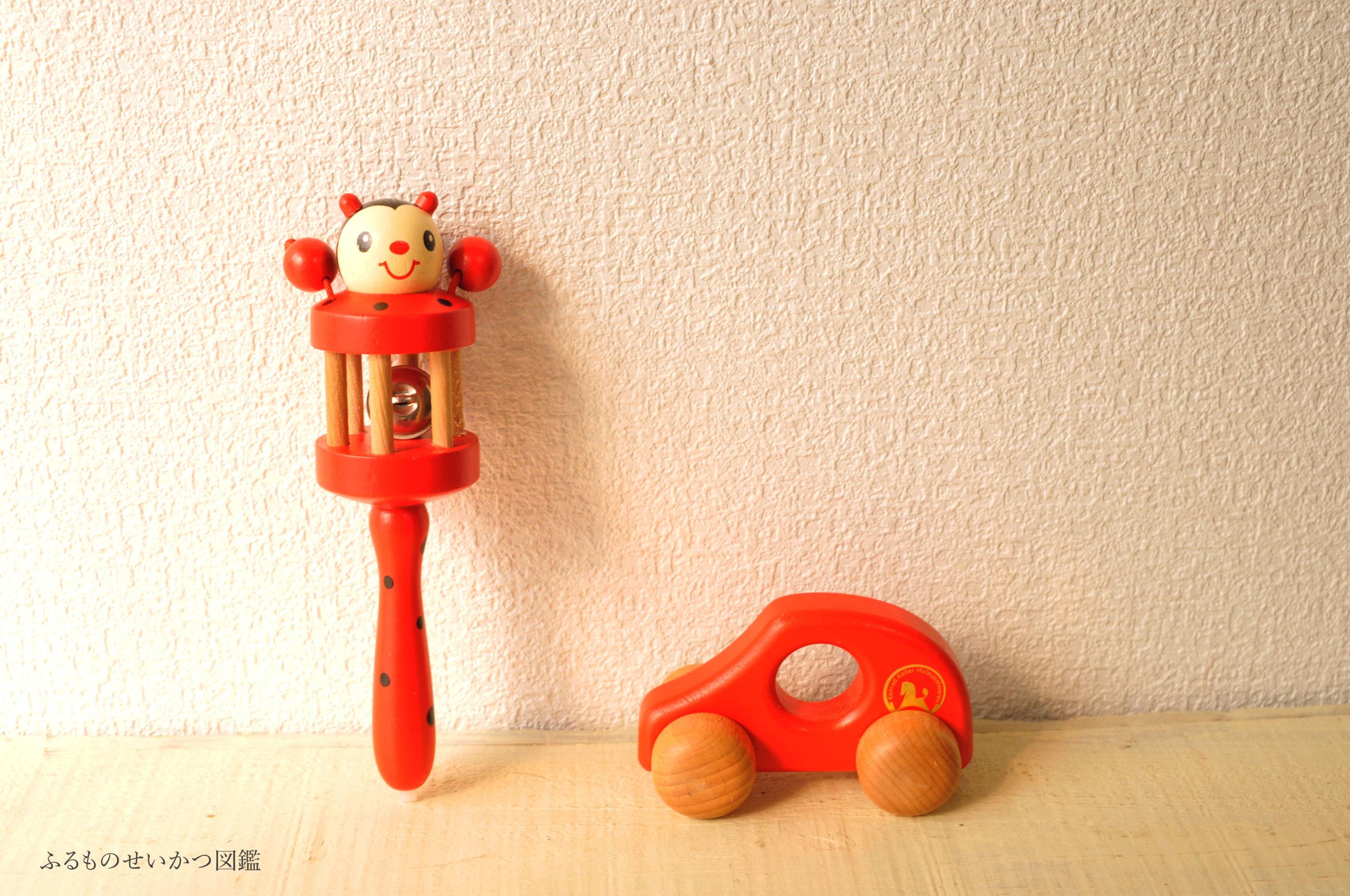 100円で買える可愛い赤ちゃん用オモチャ