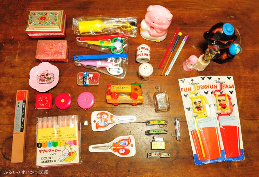 レトロ雑貨や古道具など...雑貨を並べたお店を開きたい!