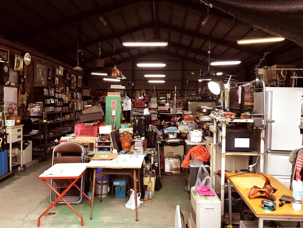 古道具・リサイクルショップの中古品でオシャレふるもの生活