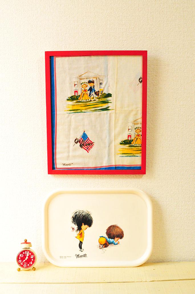 どちらも50円だったフランマーのmoppetsシリーズグッズはなんだか癒される